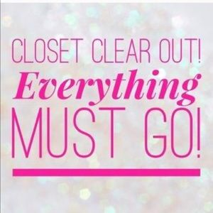 Other - MAJOR CLOSET CLEANOUT!!! SEND ME AN OFFER!!